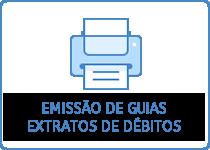 Emissão de Guias - Extratos de débitos