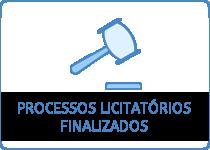 Processos licitatórios finalizados