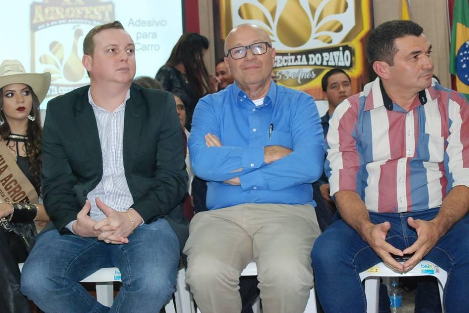 Fotos PREFEITO EDIMAR SANTOS LANÇA OFICIALMENTE XX AGROFEST