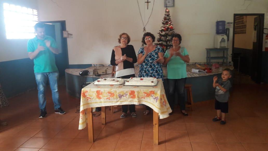 Fotos ENCONTRO MELHOR IDADE DO MÊS DE NOVEMBRO/2018