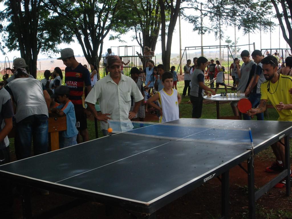 Fotos Esporte em Ação Social