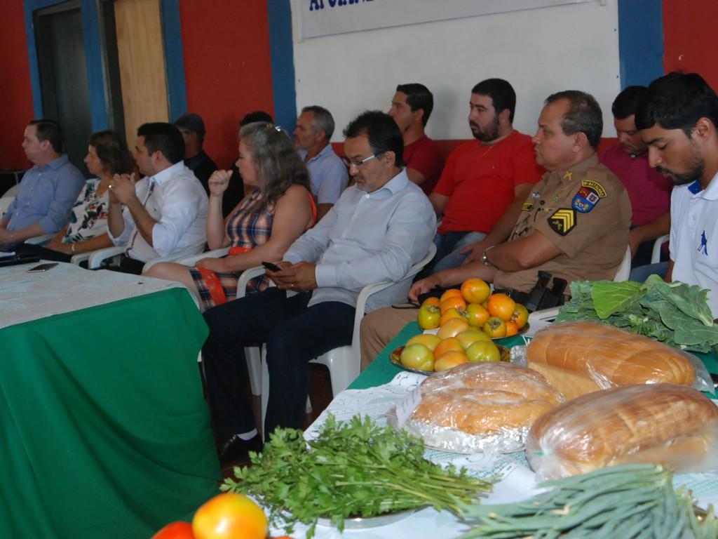Fotos Lançamento do Programa Compra Direta Municipal