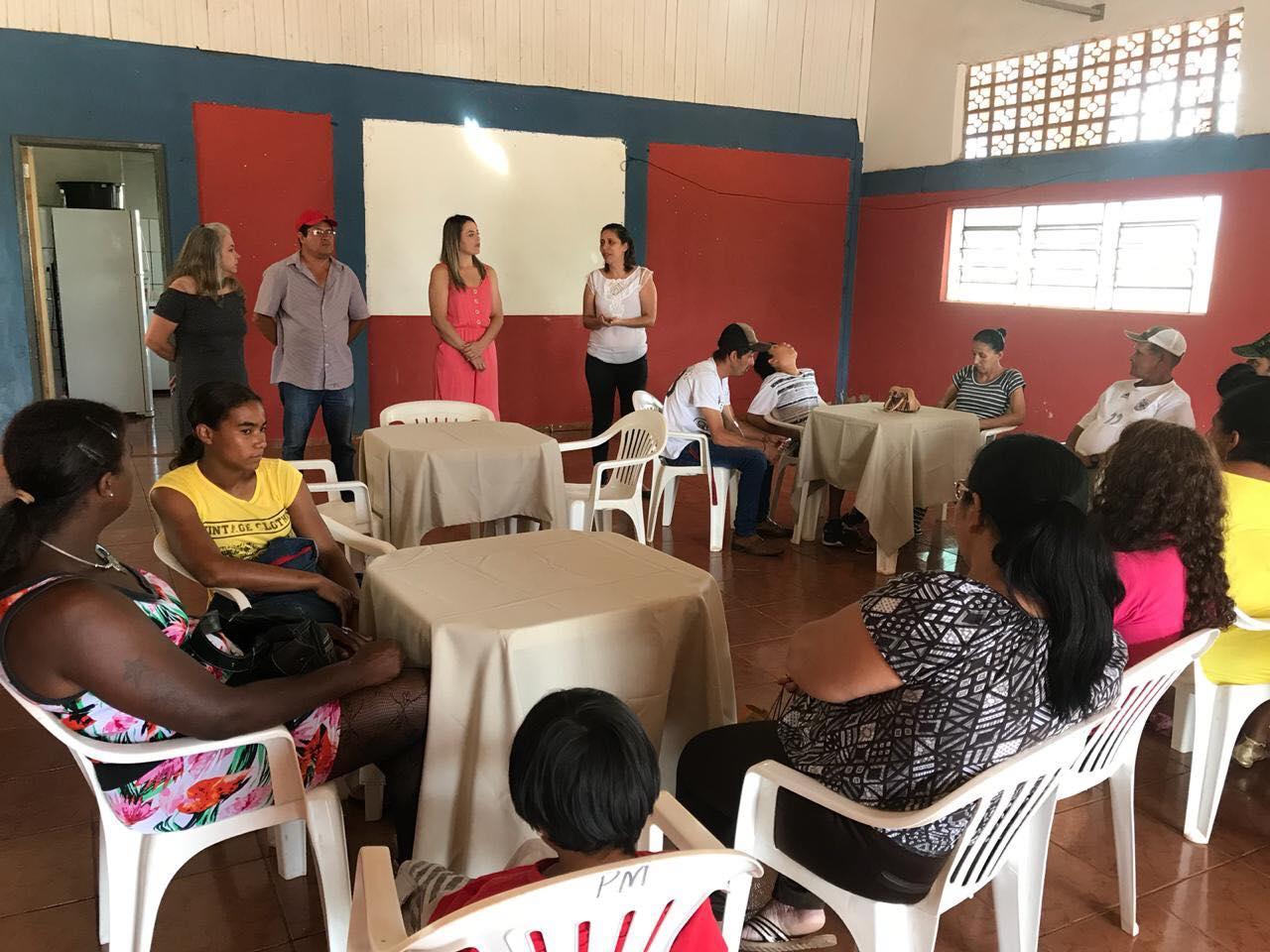 Fotos CAFÉ DA MANHÃ DOS BENEFICIÁRIOS DO PROGRAMA FRENTE DE TRABALHO DE NOVEMBRO.