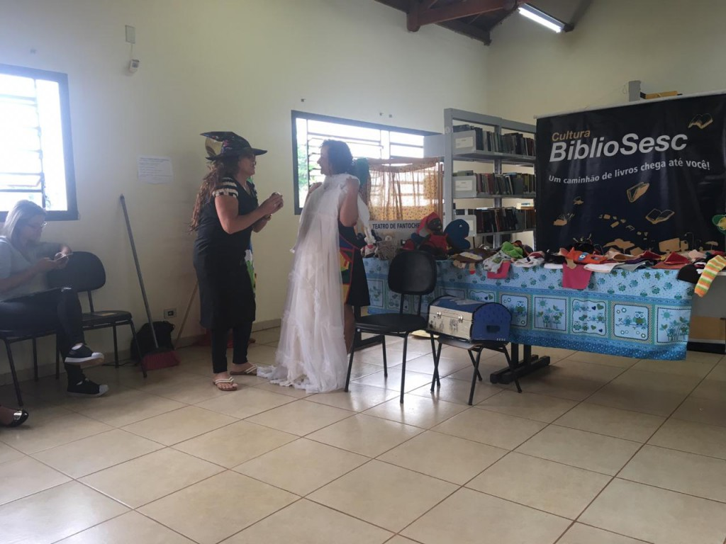 PREFEITURA PROMOVE CURSO DE CAPACITAÇÃO DE CONTAÇÃO DE HISTÓRIA PARA PROFESSORES DA REDE MUNICIPAL