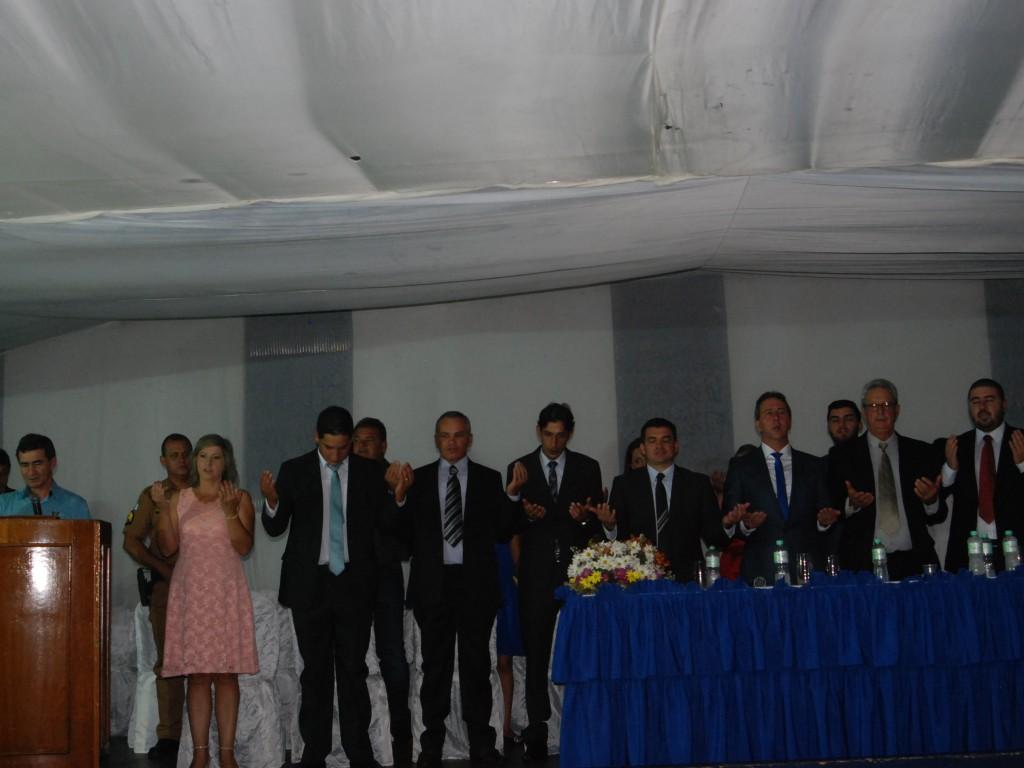 Fotos Posse do Executivo e Legislativo de Santa Cecília do Pavão - Gestão 2017-2020