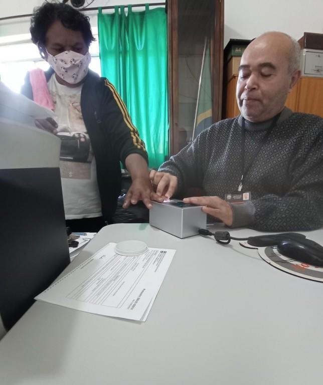 Fotos SANTA CECÍLIA DO PAVÃO IMPLANTA SISTEMA TOTALMENTE INFORMATIZADO DE EMISSÃO DE CARTEIRA DE IDENTIDADE