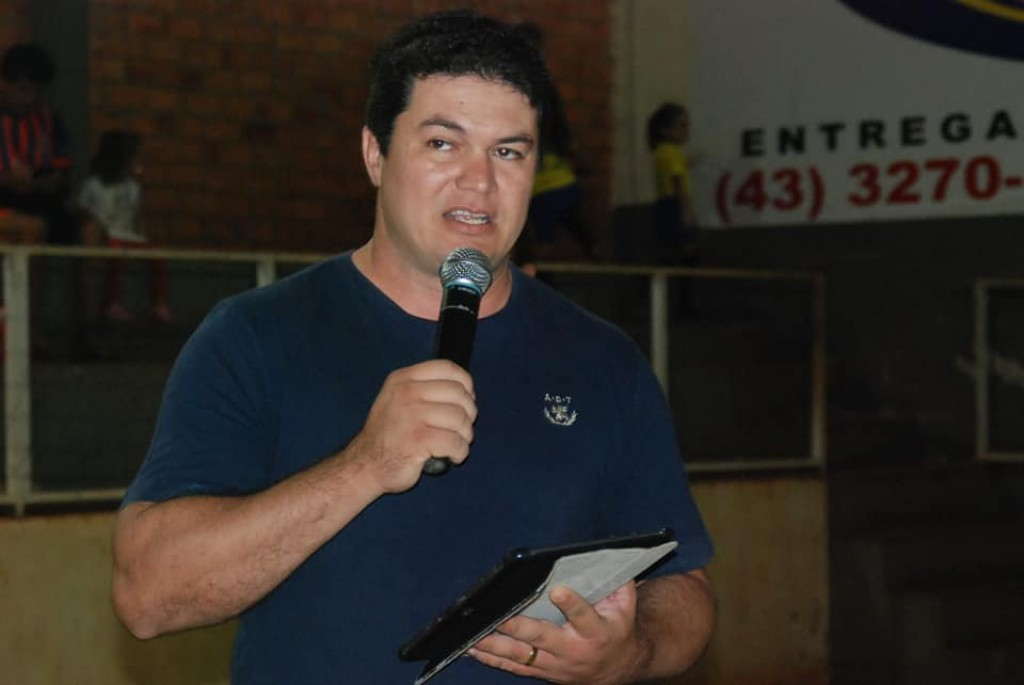 ABERTURA OFICIAL III JOGOS DOS TRABALHADORES