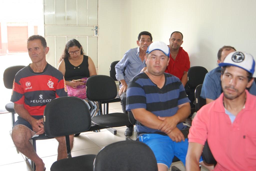 PREFEITURA MUNICIPAL REALIZA CONFERÊNCIA DO PLANO MUNICIPAL DE SANEAMENTO BÁSICO