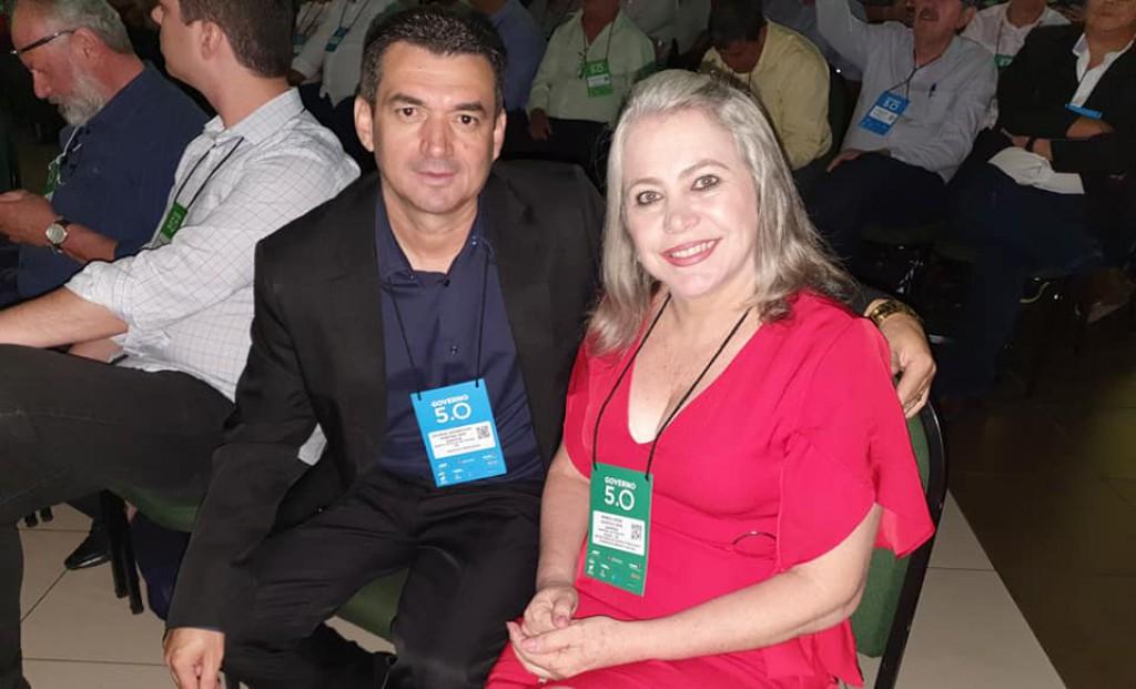 PREFEITO EDIMAR SANTOS PARTICIPA DO ENCONTRO GOVERNO 5.0