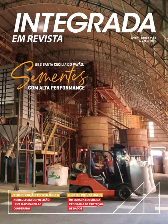 INTEGRADA EM REVISTA DESTACA UNIDADE DE SANTA CECÍLIA DO PAVÃO