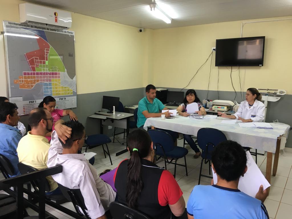 REUNIÃO EXTRAORDINÁRIA CONSELHO MUNICIPAL DE SAÚDE