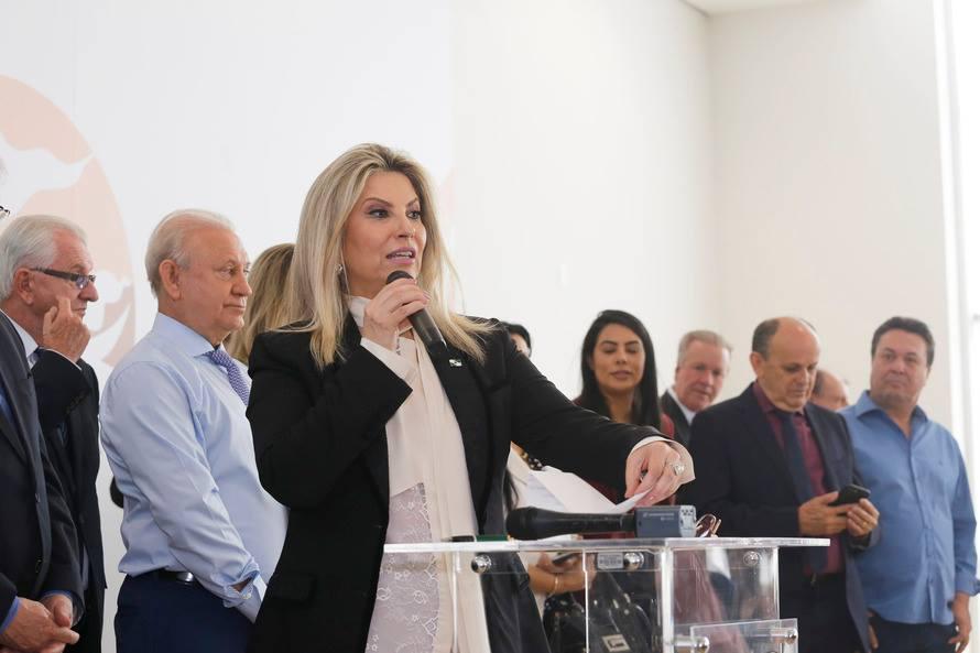 PREFEITO EDIMAR SANTOS ASSINA CONVÊNIO DE R$ 410 MIL PARA OBRAS DE GALERIAS