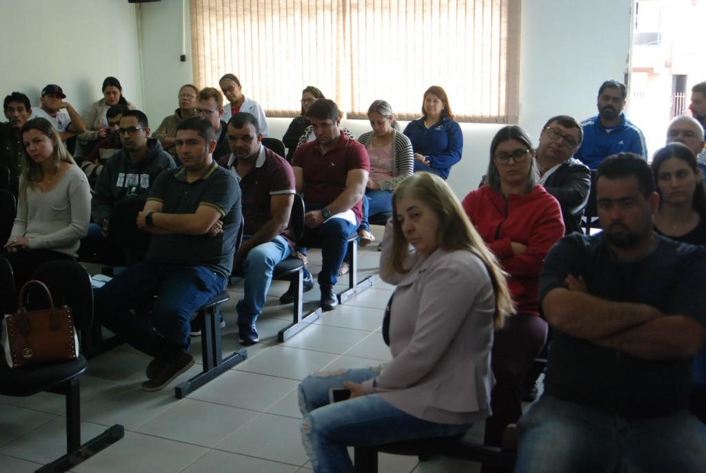 MUNICÍPIO REALIZA AUDIÊNCIA PÚBLICA DO 2º QUADRIMESTRE DE 2019