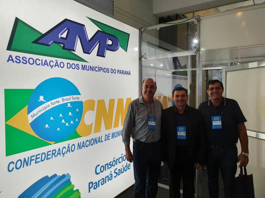 Fotos PREFEITO EDIMAR SANTOS PARTICIPA DO ENCONTRO GOVERNO 5.0