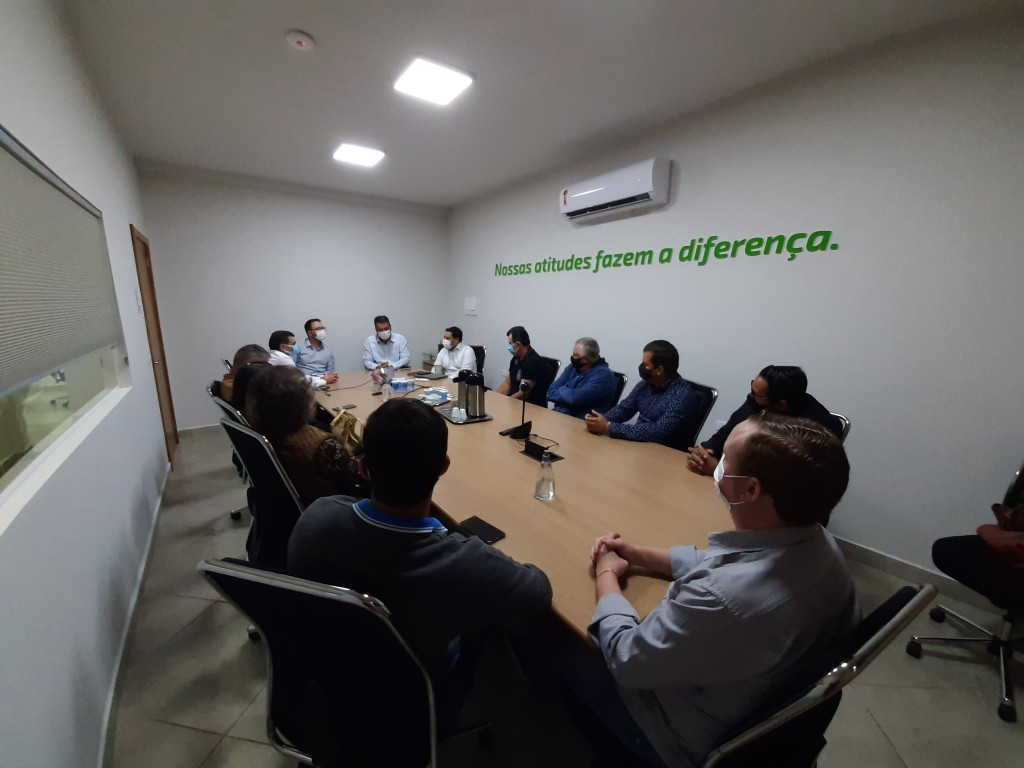 Fotos PREFEITURA E SICRED ANUNCIAM A INSTAÇÃO DE AGÊNCIA EM SANTA CECÍLIA DO PAVÃO