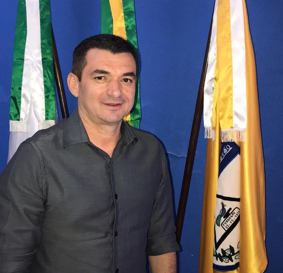 Feliz aniversário Prefeito Edimar Santos!