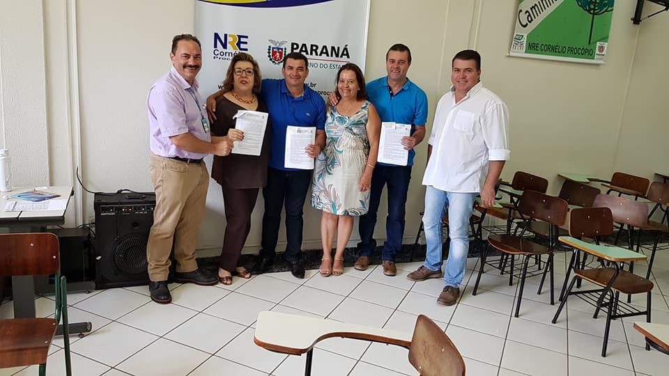 R$ 100 MIL PARA Obras e Reformas no Colégio Jeronimo Farias Martins