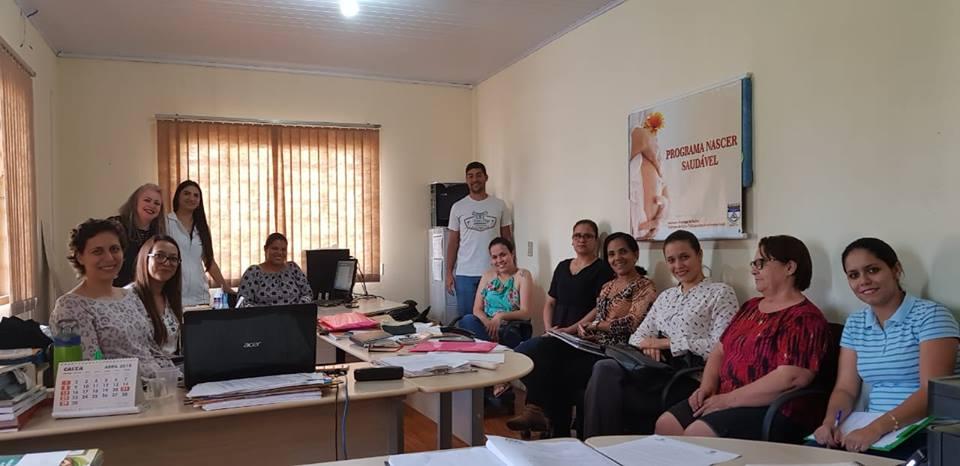REUNIÃO DO CMAS (Conselho Municipal de Assistência Social)