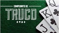 12º CAMPEONATO DE TRUCO DE SANTA CECÍLIA DO PAVÃO.