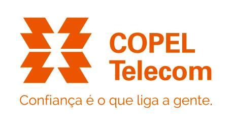 AGRADECIMENTOS A COPEL TELECOM