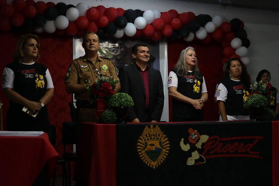 FORMATURA PROERD 2017