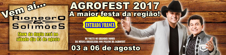 Show Rio Negro e Solimões