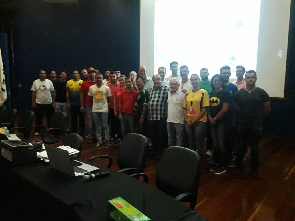 SECRETARIO DO ESPORTE REPRESENTA O MUNICÍPIO EM CONGRESSO TÉCNICO DOS JOGOS ABERTOS DO PARANÁ.